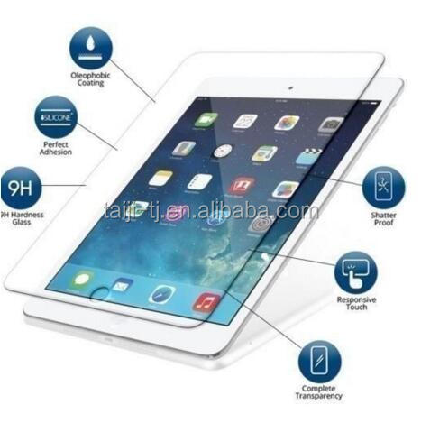 2016 New Arrival !! 0.3mm japanese asahi Glass 9H Hardness matte Tempered glass screen protector for iPad Pro 12.9 inch tablet