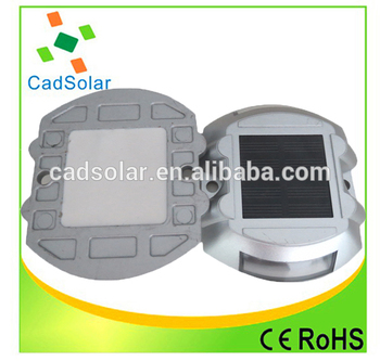 Best quality promotional aluminum solar road stud with fast delivery