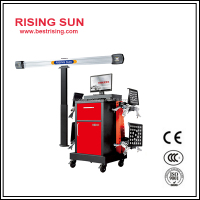 3D camera used manual wheel alignment for sale