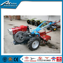 China 12hp mini hand walking tractor prices