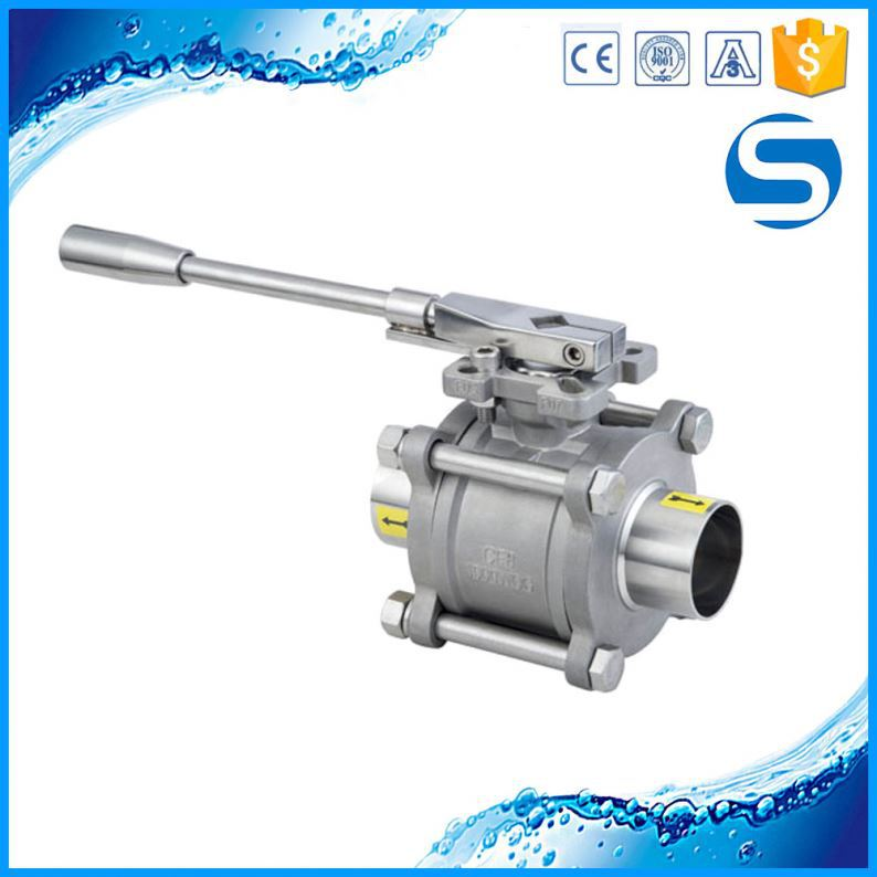 factory price precision 2 inch stainless steel 304 ball valve