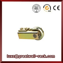 U V O groove chain wheel aluminum sliding gate made in china