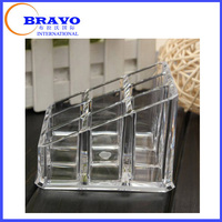 China Lucite Make Up Case, Cosmetic Shelves, Customized Acrylic Cosmetic Display