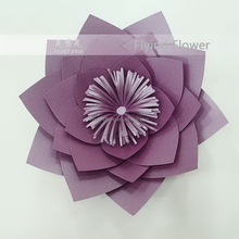 China supplier manufacture Supreme Quality large supply flower party paper garland