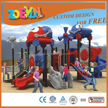 Play Structure Car series Children Plastic Outdoor Playsets