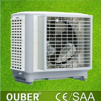 110v/220v window water cooler for warehouse cooling system