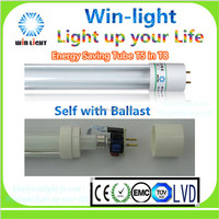 36000hrs long life span T8 fluorescent tube light,energy saving T5 in T8 fluorescent tube lamp