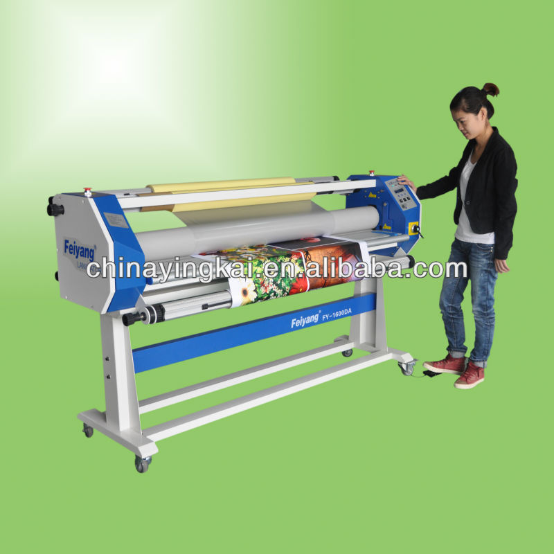 best quality hot and cold lamination machine
