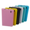 Slim Backup Battery Charger USB Power Bank 6000 mAh external battery pack