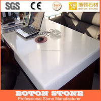 2015 Cheap and High Quality White Composite Marble