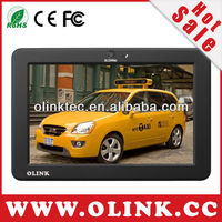 Olink 7 inch Vehicle Mobile tablet made with Automotive Grade Components and ICs