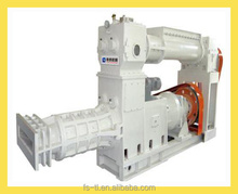 EII45-45simple brick making machine extruder/ extruding sawdust brick making machine/ interlocking brick making machine extruder