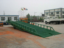 forklift yard ramp