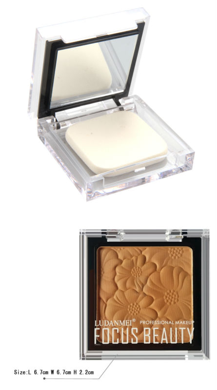 B822 Flower Baked Face Powder[OEM]