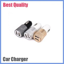 Factory OEM Hot selling Aukey Quick Charge 2 Ports USB Car Charger Adapter