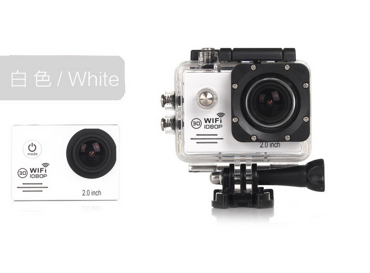 SDV-7000C Cheap promotion Waterproof 2.inch screen WIFI sport action camera