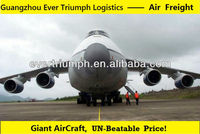 Best air cargo shipping from China to UNITED ARAB EMIRATES