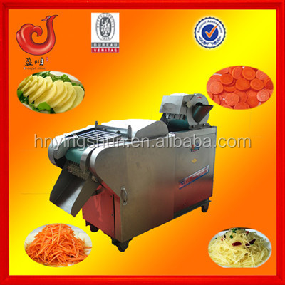 2014 new arrival industrial multipurpose electric vegetable cutting machine