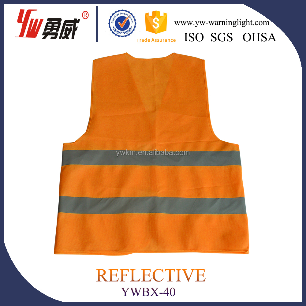high quality cheap security uniforms with reflective vest mesh--- with cheapest price