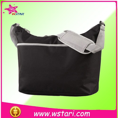 nylon ice bag for camping,foldable cooler bag