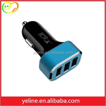 Multi port usb chargers car charger for mini cooper, usb car charger ce rohs