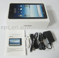Google android tablet pc rockchip with camera WIFI