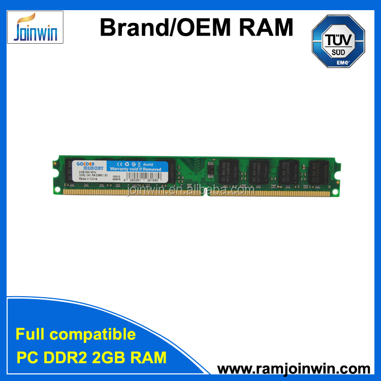 2gb ddr2 memory ram desktop quad core 2g ram android box