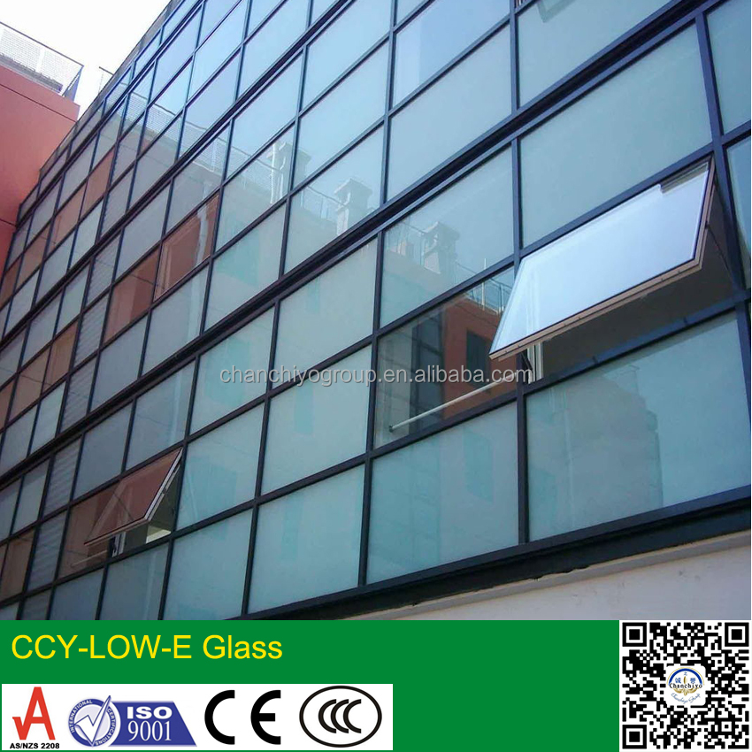 Optional low-e glass packages
