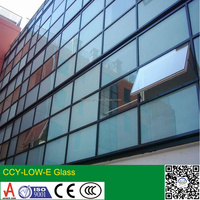 Low E Glass For Door And