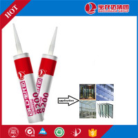 China Manufacturers Structural Silicone Glazing Glue BLD8200