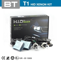 High Performance 12V 24V 35W 55W 100W Slim Canbus H4 Bi-Xenon H7 9005 9006 6000K White Xenon HID Headlight Conversion Kit