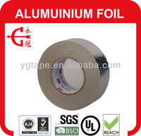Aluminum foil tape used for sealing