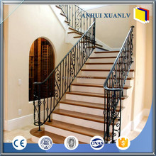 High quality factory price Customized aluminum railing and stairs