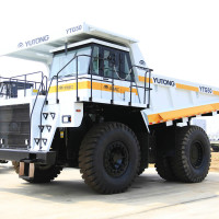 45 tons gravel dump truck for sale