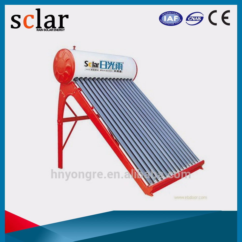 Excellent quality wholesale cheap price mauritius working principle of solar water heater