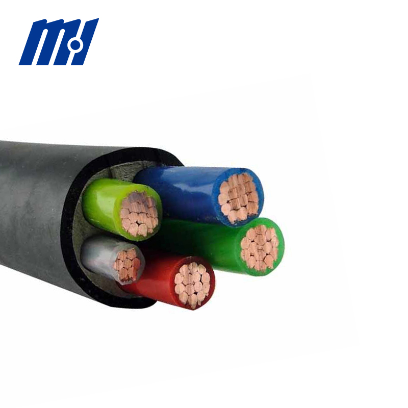 YJLW02-Z Copper Conductor XLPE Insulated PVC Sheathed Steel Wire Armoured Electric Power Cable