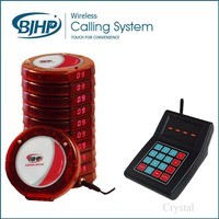 China Manufacturer Wireless Hotel restaurant electronic Counter Queue Management System