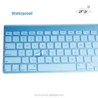 Newest Keyboard Cover Protector Silicone Gel Film For Microsoft Surface Pro 4 keyboard Silicone Film