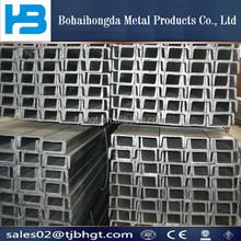 u channel steel sizes/ u beam steel channel steel/ u-shape steel channels GB and JIS standard hot rolled mild steel channels