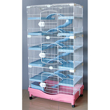 Luxury Large Iron Wire Rabbit House Rabbit Hutch Rabbit Cage