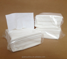 Hotel Napkin Paper/Restaurant 2 Ply Virgin Wood Pulp Napkin Tissue/Cocktail napkin