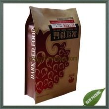 Bread paper bag/snack food packaging/brown kraft paper bags