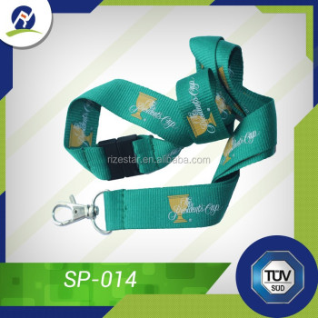 New Products On China Market Cheap Custom Lanyard