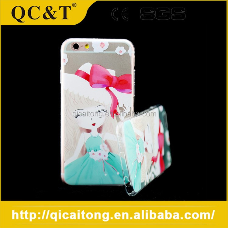High Quality Smartphone Printing Shell Phone For Iphone 6S