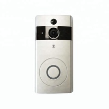 2018 hotsale factory smart doorbell video wifi