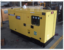 Ce Approved AC Three Phase 30kVA Silent Diesel Generator