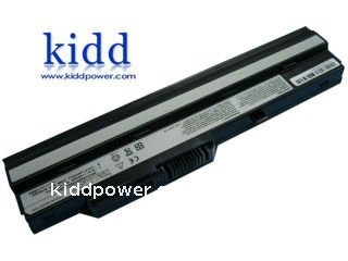 laptop battery cell for MSI Wind U100 -3
