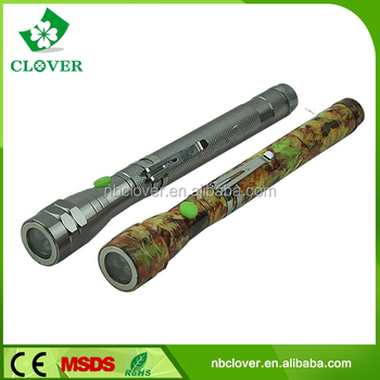 12000-15000MCD aluminium alloy 3 leds mini flexible led flashlight
