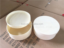 china factory supply cheap thin balsa lightweight bark round wood cheese box for sale
