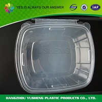 plastic food container disposable,eco-friendly safe container,disposable plastic bento lunch box